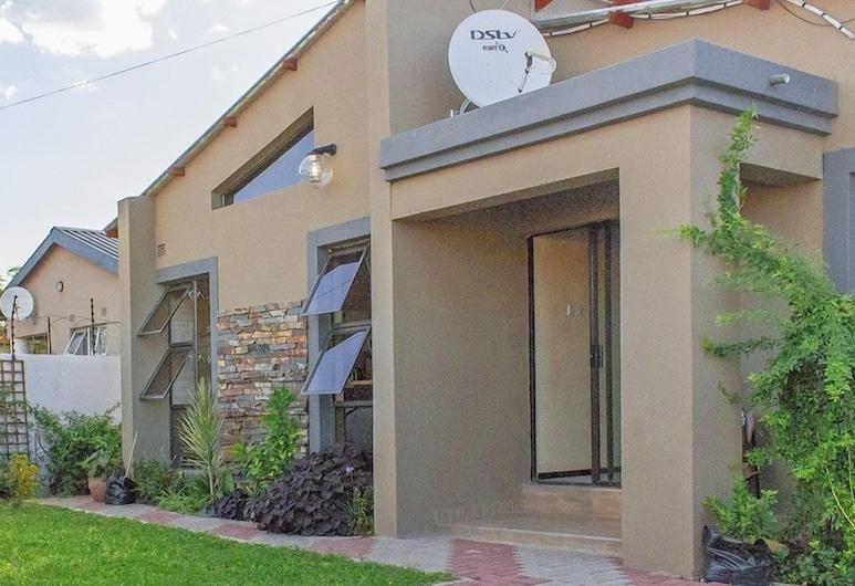 Luxlusive Guest House, Gaborone, Enceinte de l'établissement