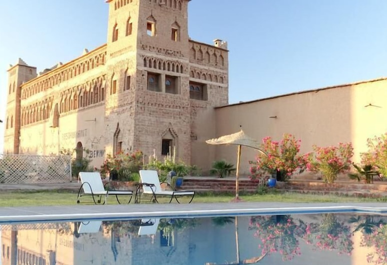 Auberge Famille Benmoro, Skoura, Piscine en plein air
