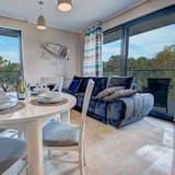 Апартаменти преміум-класу, 1 спальня (301A) - Житлова площа