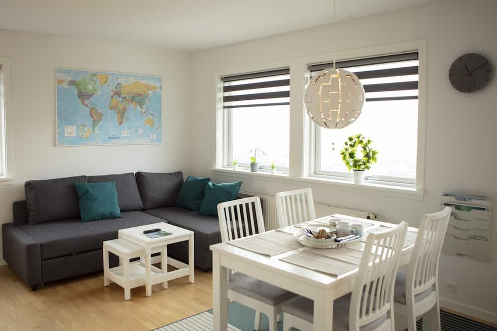 คอมฟอร์ทอพาร์ทเมนท์ - พื้นที่นั่งเล่น