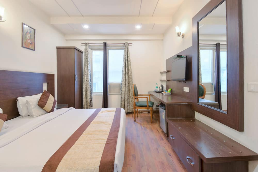 Executive Triple Room - Living Room
