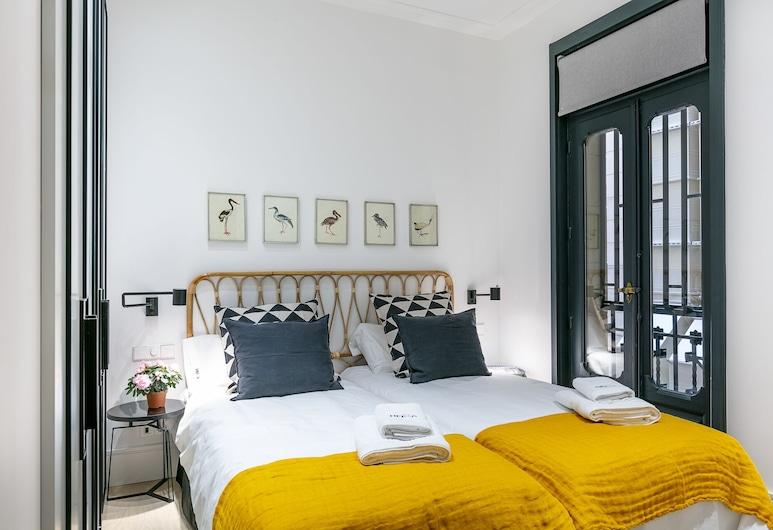 New Heima Prado Museum B2, Madrid, Apartment, 2 Bedrooms, Ground Floor, Room