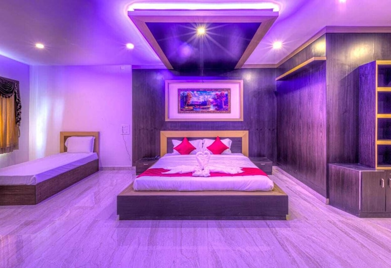 Hotel PKP Grand, Dharmapuri, Royal Room, Guest Room