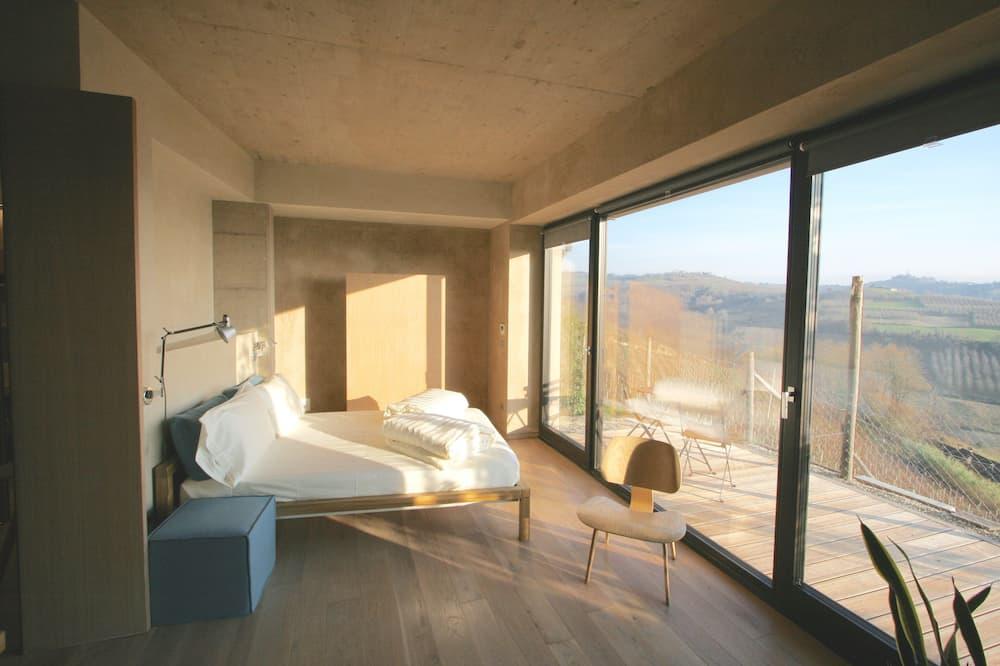 شقة إستديو كلاسيكية - إطلالة الغرفة