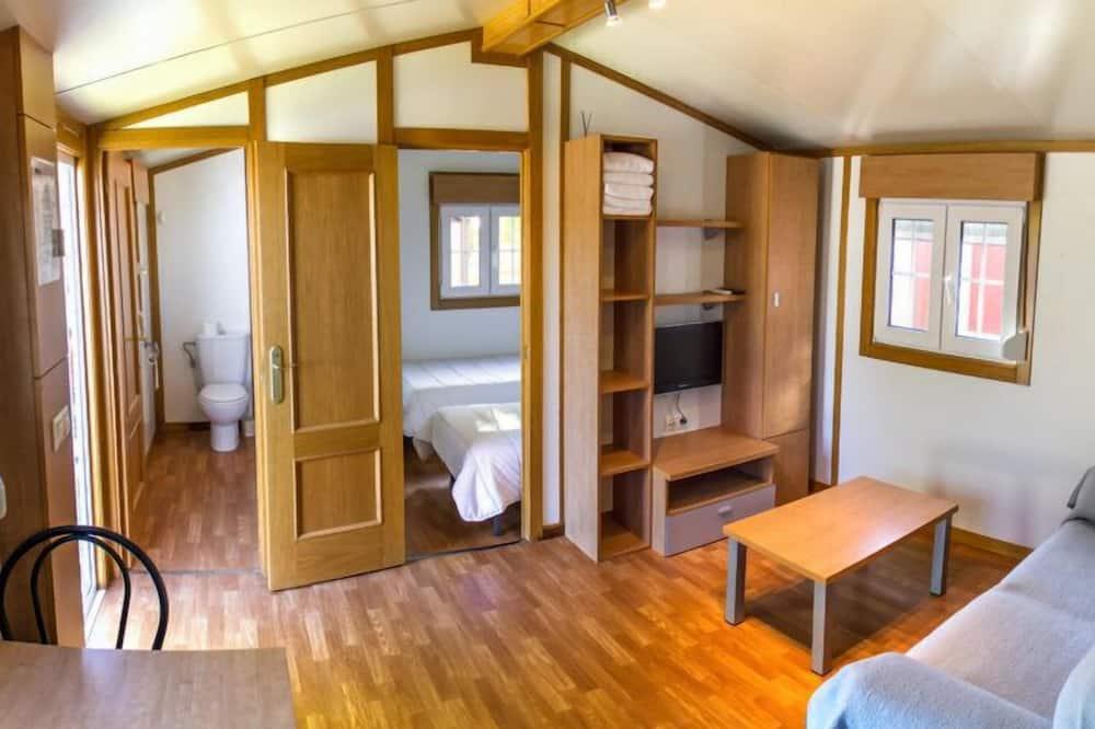 Standard Bungalow, 2 Bedrooms (5 pax) - Living Room
