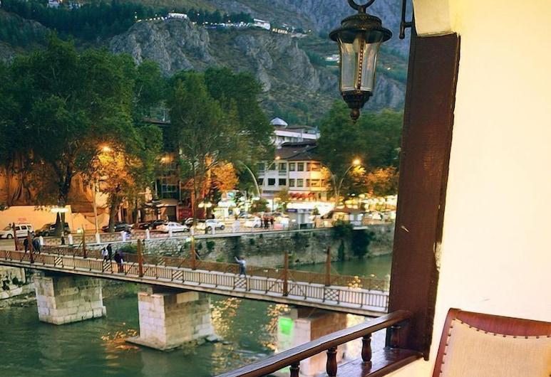 Sarihan Konak Otel & Restaurant, Amasya, Terrace/Patio