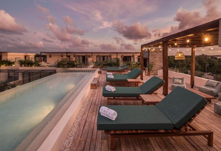 Copal Tulum Hotel, Tulum, Luxusný bazén