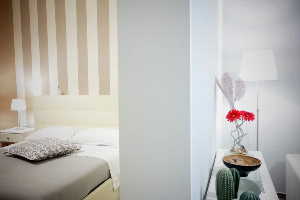 Pokoj typu Junior, výhled do zahrady - Obývací pokoj