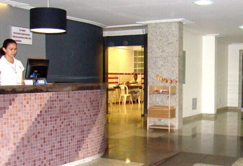 Hotel Danubio, Belem, Reception