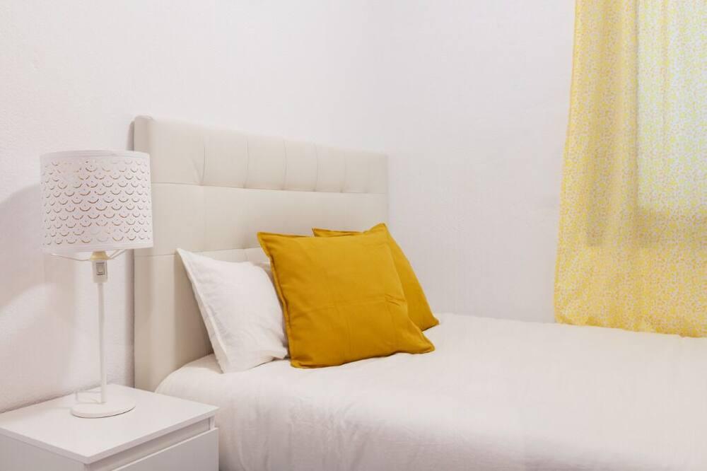 Rodinný apartmán, 3 ložnice, 2 koupelny, u pláže - Pokoj