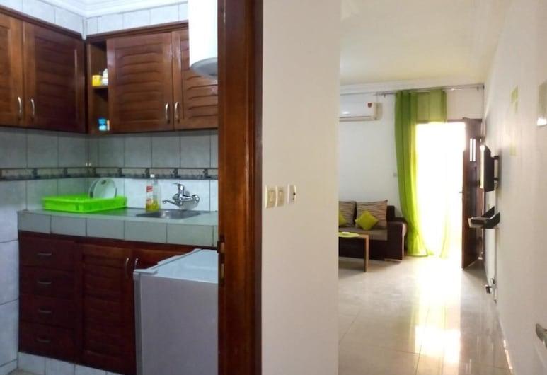 REV Residence Cocody, Abidjan, Studiolejlighed, Privat køkken