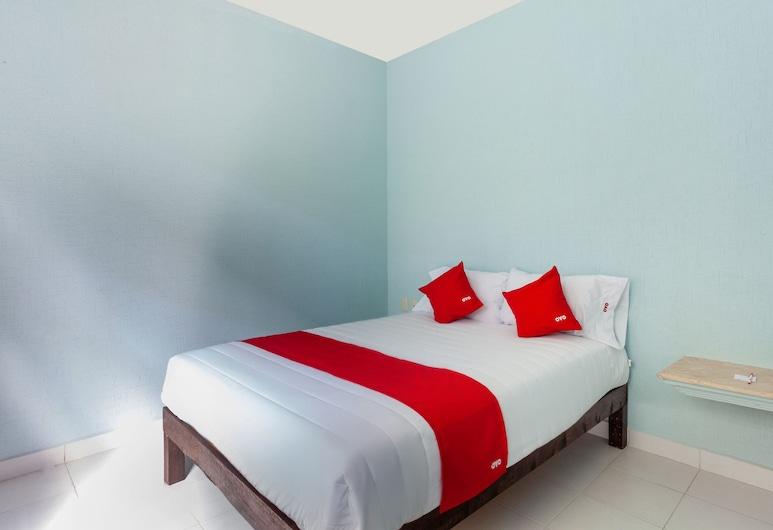 OYO Hotel Macao, Mexiko-Stadt, Standard-Doppelzimmer, Zimmer