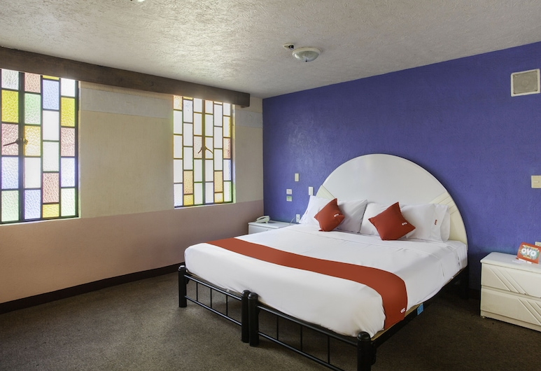 Quinta Bugambilia, מקסיקו  סיטי, חדר סטנדרט, חדר אורחים