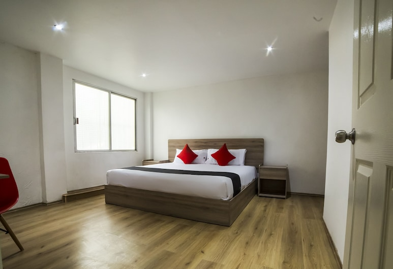 Tonala 264, Mexiko-Stadt, Superior-Zimmer, Zimmer