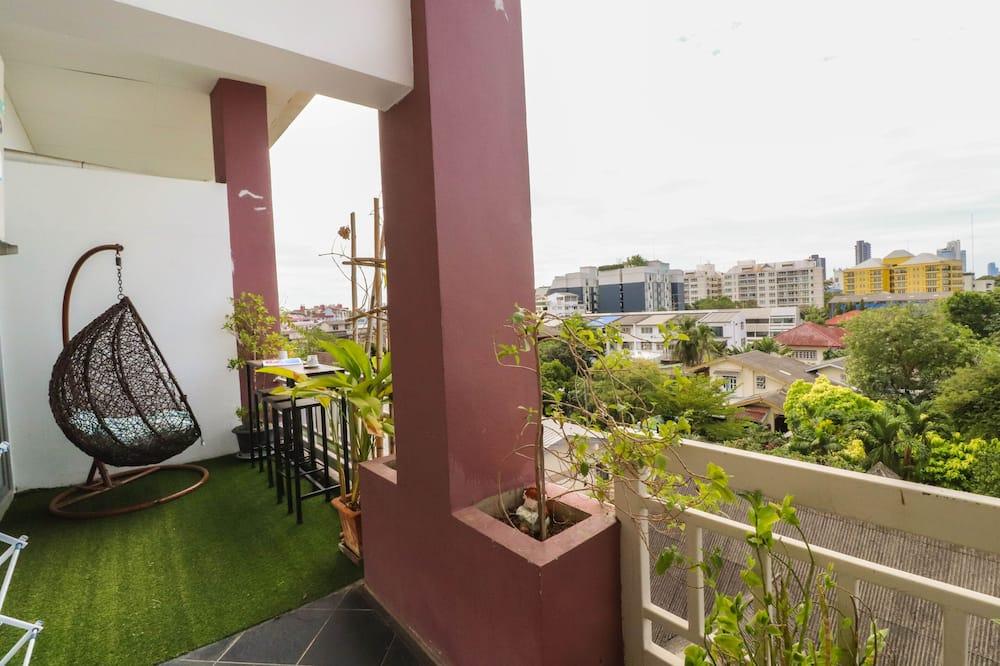 Exclusive 2 Bedroom Apartment (53A) - Balkon