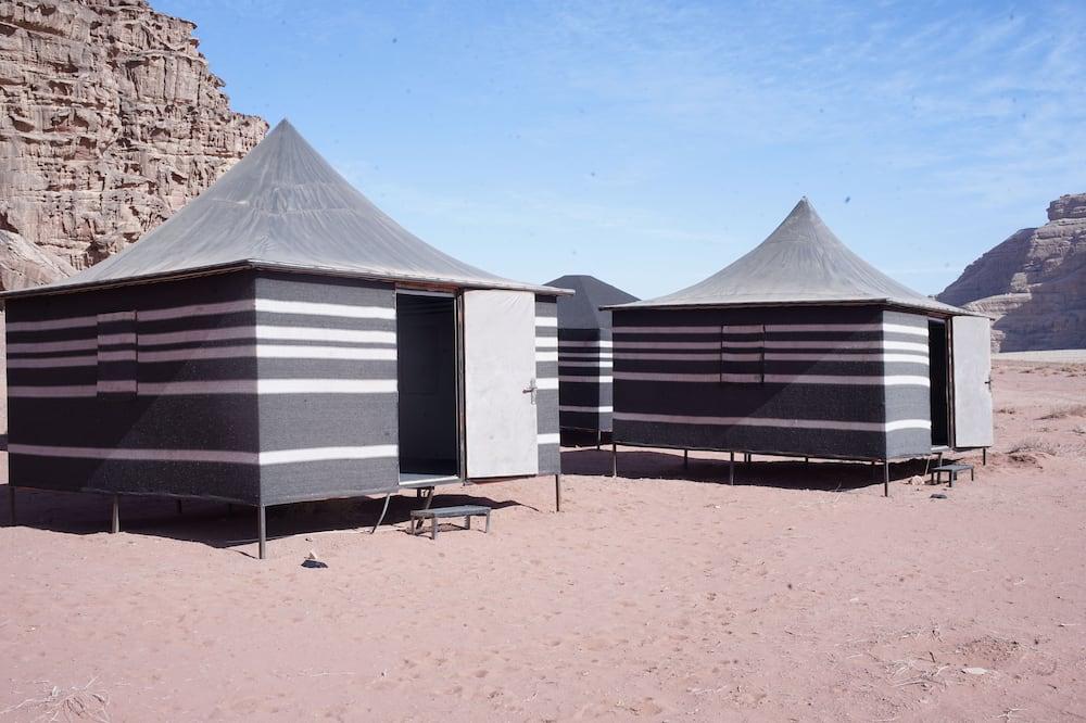 Štandardný stan, 3 jednolôžka - Izba