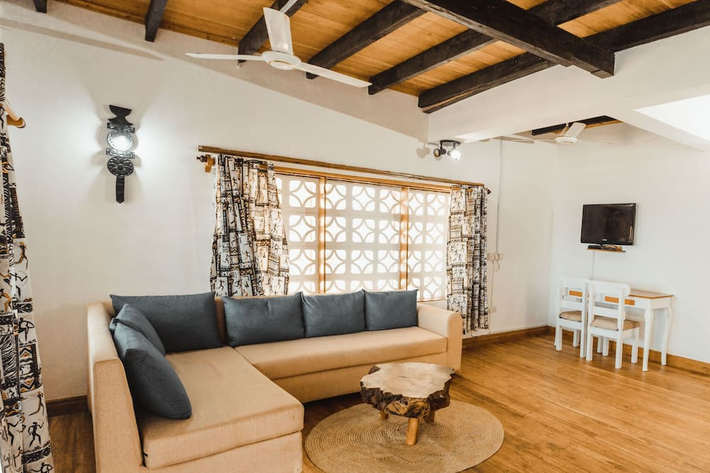 Bungalow familiar - Sala de estar
