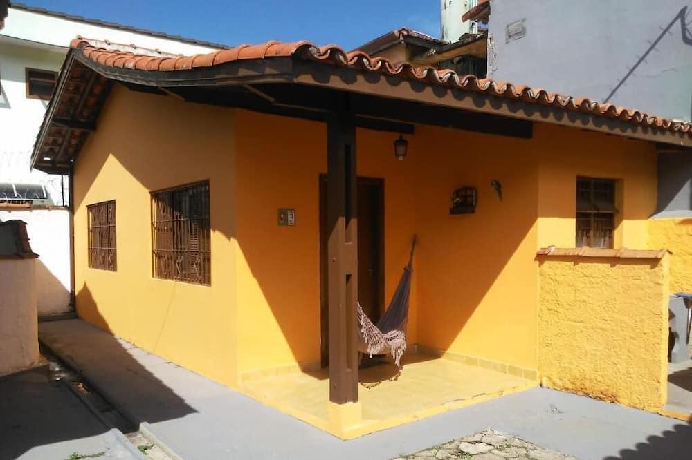 Domek Economy - Balkon