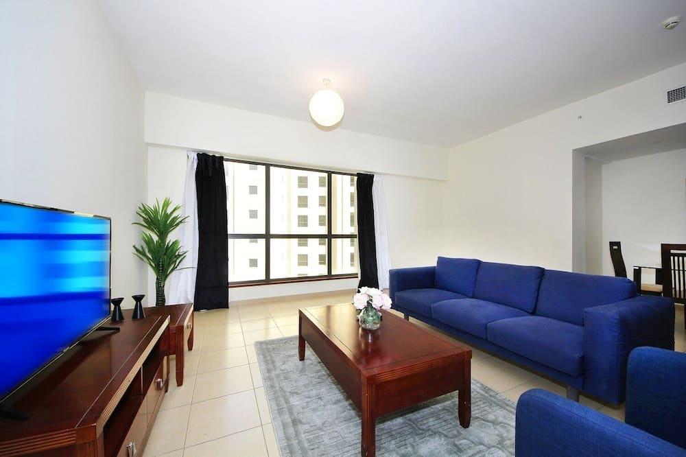 Апартаменти, 2 спальні (For 5 Pax) - Житлова площа