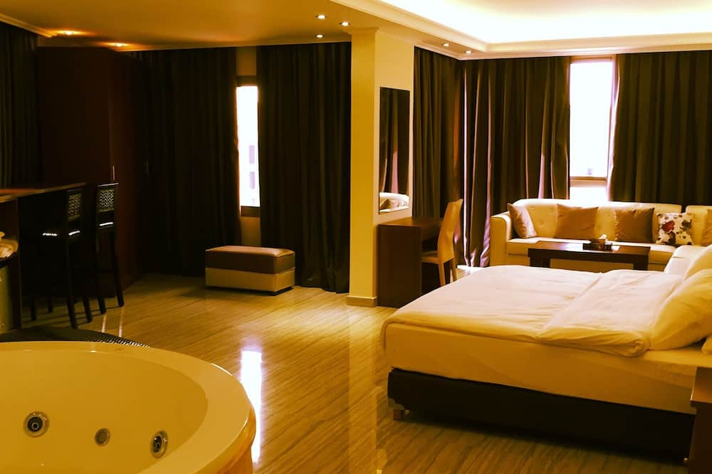 Executive Suite, Sea View - Guest Room