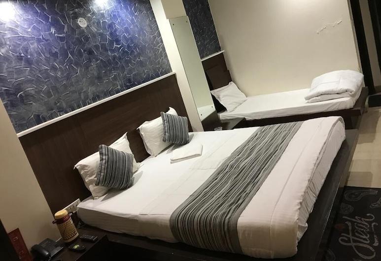 優杜海芙宮 ADB 客房酒店, 新德里, 高級雙人或雙床房, 客房