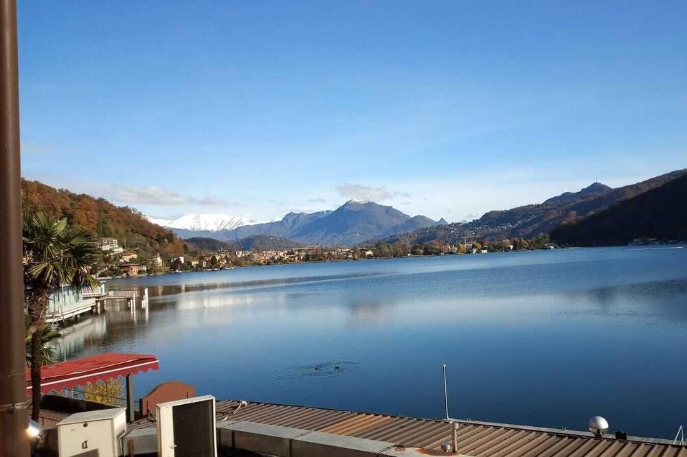 Dvoulůžkový pokoj, výhled na jezero - Výhled na jezero