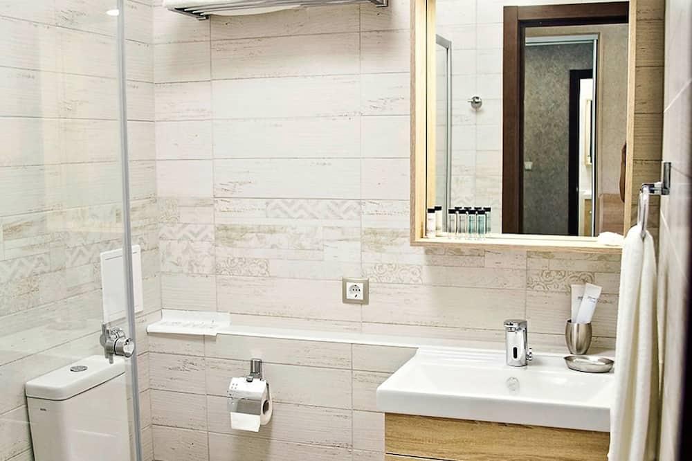 Rodinná dvojlôžková izba - Kúpeľňa