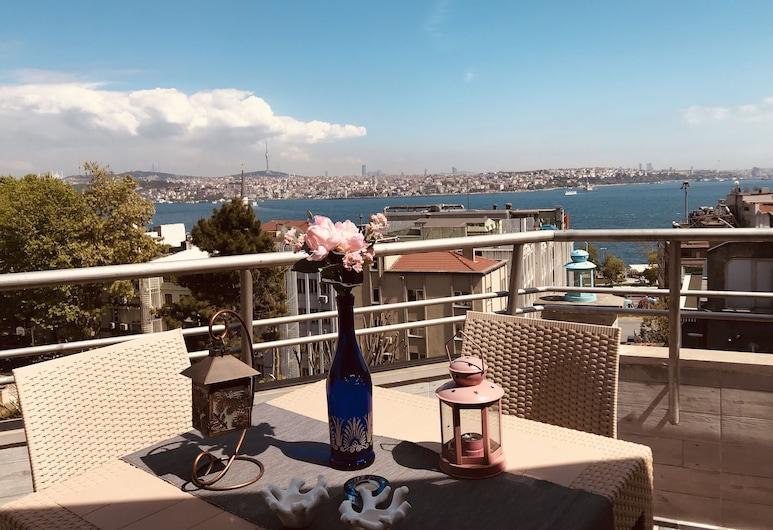 Sirena's Suites, Istanbul, Studio, terasa (9), Terasa