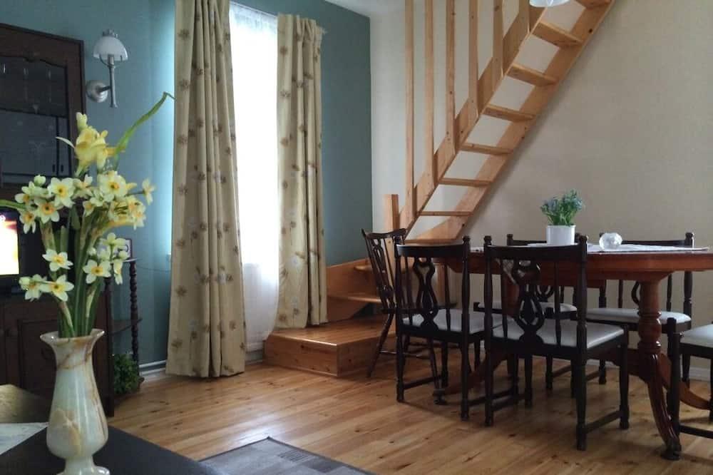 Traditionellt hus - 2 sovrum - Vardagsrum