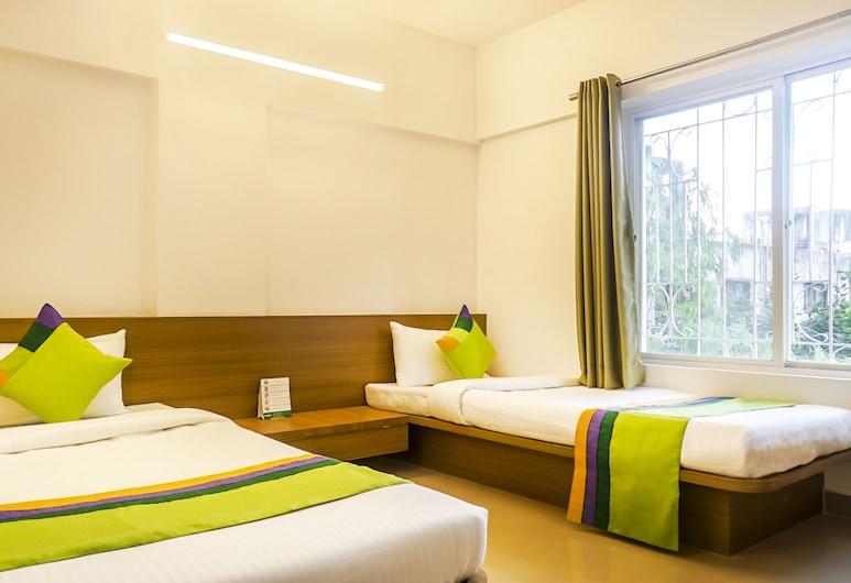 Treebo Trend Luxe Suite, Pune, Deluxe-huone, Vierashuone