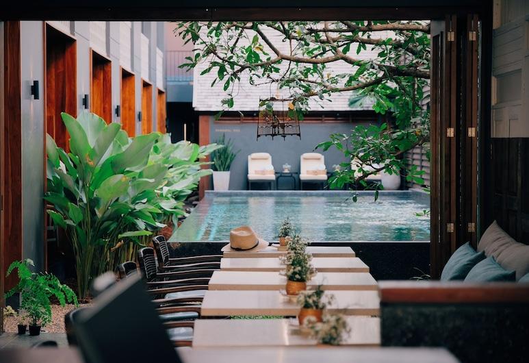 Hotel Loy Chiang Mai, Čiangmajus, Pusryčių zona