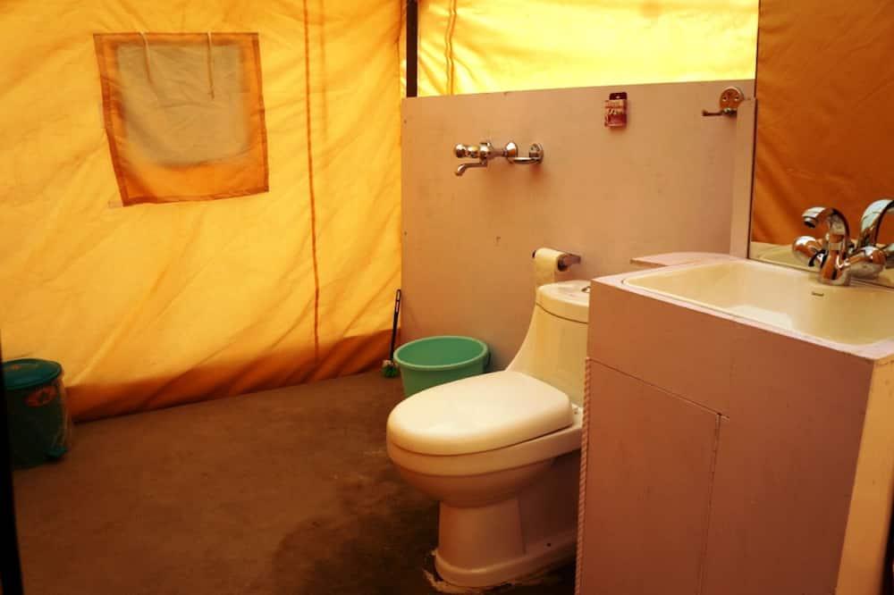 Tienda de campaña/carpa estándar - Baño