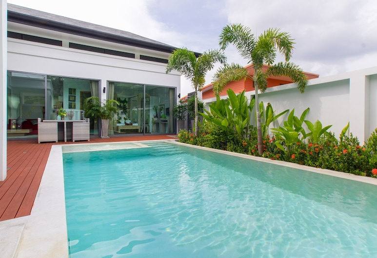 Exclusive Pool Villa 2bdr, Rawai, Exclusive Villa, 2 Bedrooms, Private Pool, Private pool