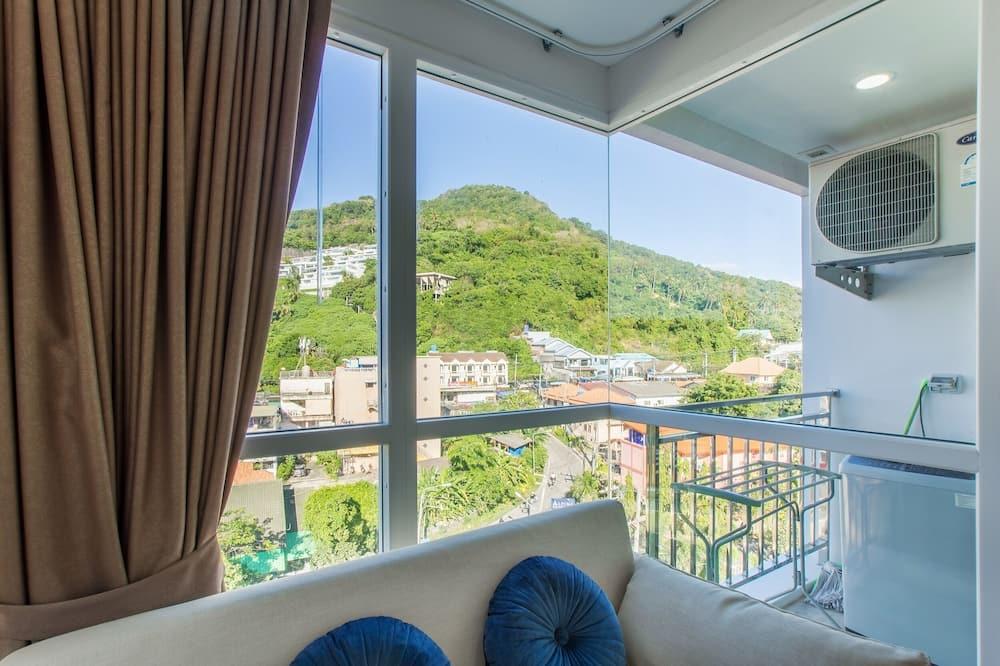 Apartmán typu Deluxe, 1 spálňa - Balkón