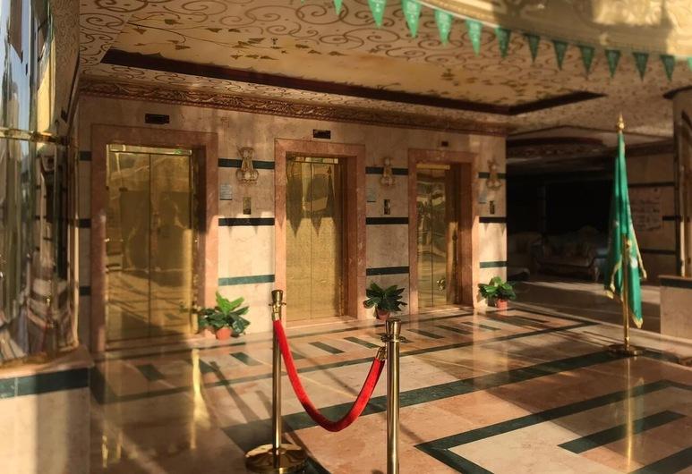 Revan Hotel, La Meca, Recepción