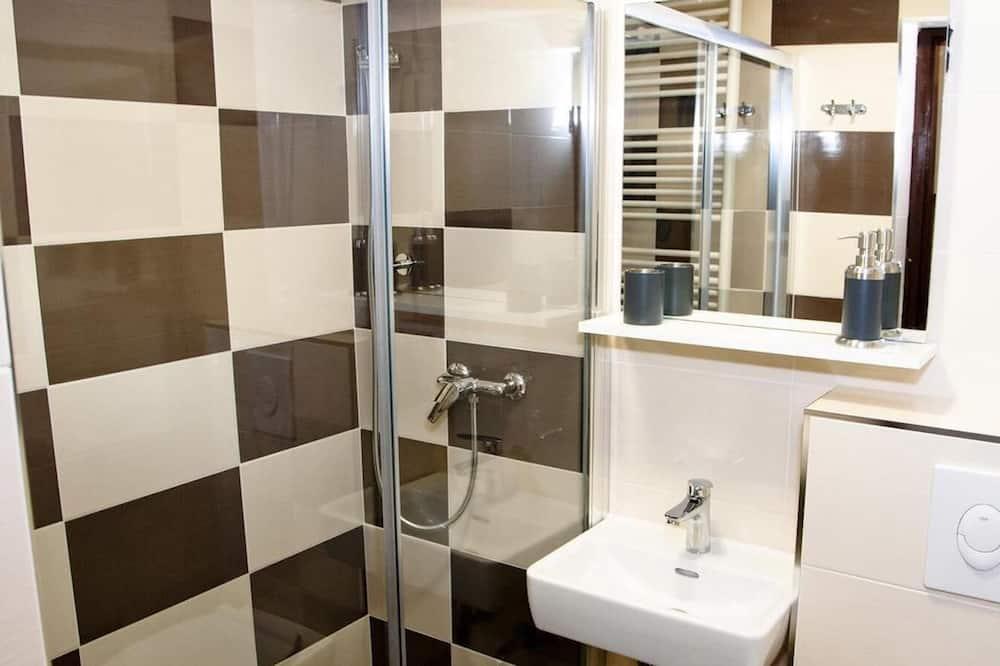 City-Apartment, 1 Schlafzimmer, Nichtraucher, Küche - Badezimmer