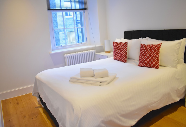 My Thistle Street Apartments, Edinburgh, Business Double Room, Guest Room