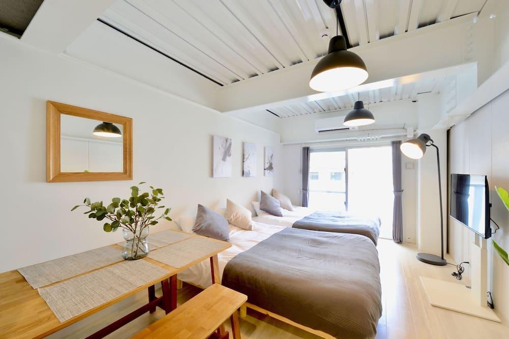 Superior Quadruple Room, Natural - Room