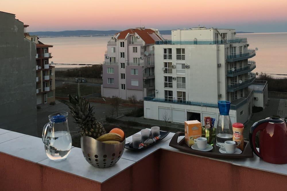Appartamento, 1 camera da letto, balcone - Balcone