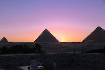 Bild vom Tut Pyramids View Hotel in Giza