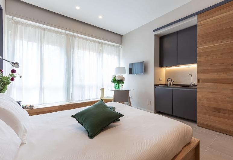 BePlace Garibaldi Suites, Μιλάνο, Στούντιο, Κουζινούλα στο δωμάτιο