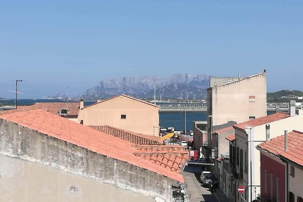 Apartamentai mieste - Vaizdas į miestą