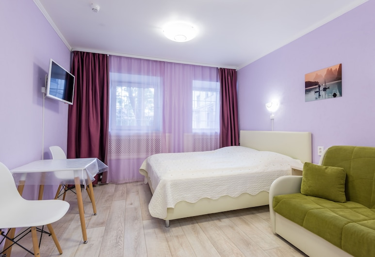 Mini-Hotel Tuman, סנט פטרסבורג, חדר סטנדרט, חדר אורחים