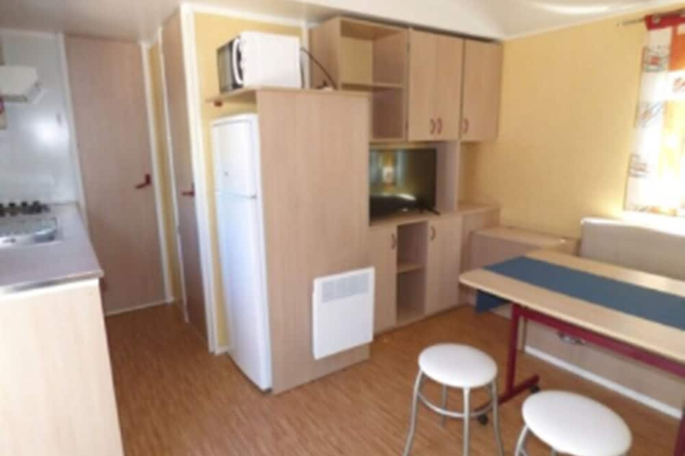 Bungalov, 2 spálne, terasa (Fitji) - Obývacie priestory