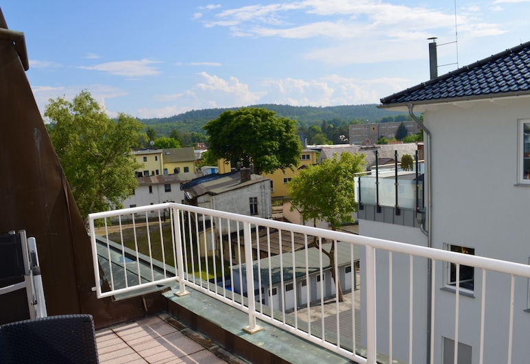 Villa Hamburg, Heringsdorf, Apartment (08, incl. Cleaning and Service Fee), Terrace/Patio