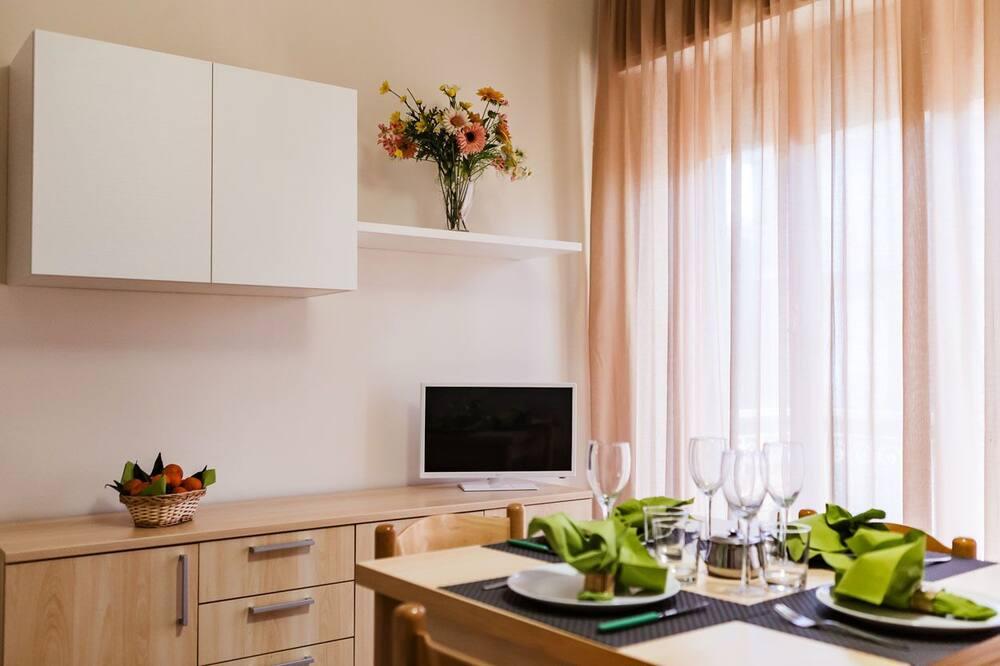 Apartament, 1 sypialnia (4 pax) - Powierzchnia mieszkalna