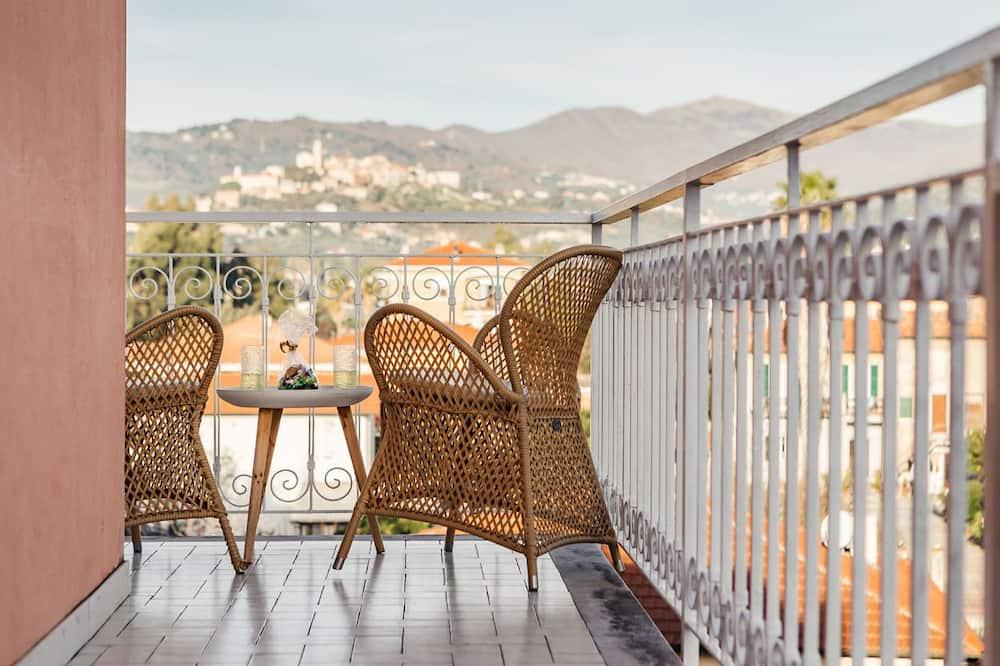 Apartament, 1 sypialnia (5 pax) - Balkon