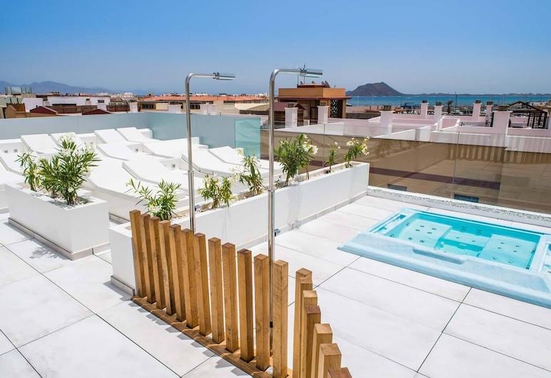 Hotel Vacanzy Urban Boutique - Adults Only, La Oliva, Açık Hava Spa Küveti