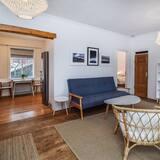 Appartamento Comfort, 1 camera da letto - Area soggiorno