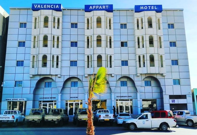 Valencia Hotel Appart, Nouadhibou, Фасад готелю